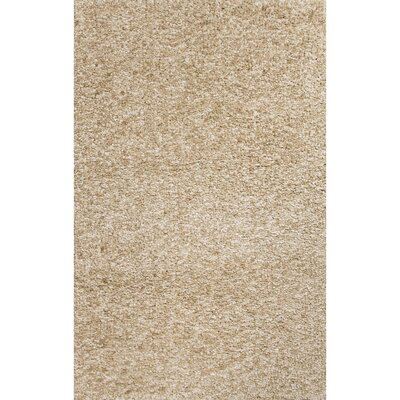 Alto Taupe/Tan Solid Area Rug Rug Size: 4 x 6