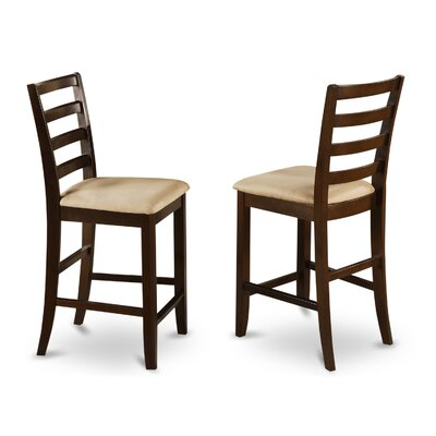 Tamarack 25 Bar Stool (Set of 2) Color: Barley