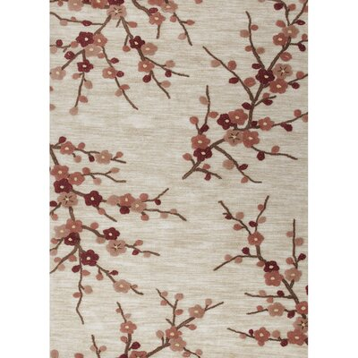Anselmo Hand-Tufted Colorado Area Rug Rug Size: 9 x 12