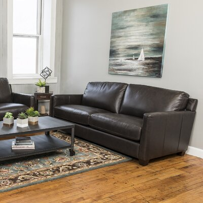 Fifth Street Leather Sofa