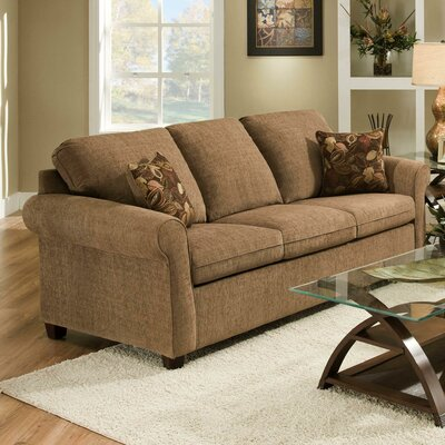 Simmons Upholstery Crittendon Queen Hide A Bed Sleeper Sofa