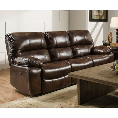 Red Barrel Studio RDBL1505 Benson Reclining Sofa