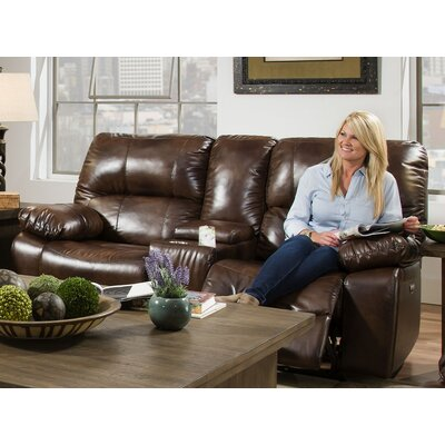 Red Barrel Studio RDBL1506 Benson Reclining Sofa