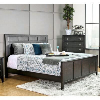 Newstead Panel Bed