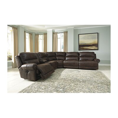 Resolution Reclining Sectional