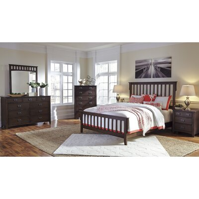 Turner Alley Panel Customizable Bedroom Set