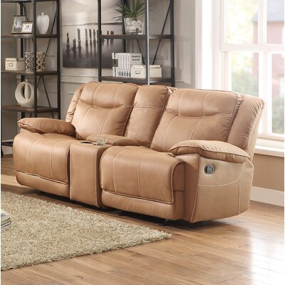 Red Barrel Studio RDBL1592 Boody Glider Reclining Loveseat