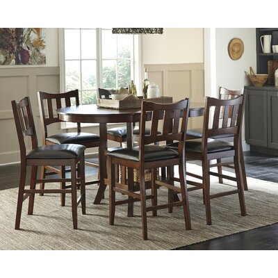 Zaftig 7 Piece Dining Set