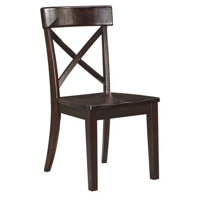Blomberg Solid Wood Dining Chair (Set of 2)