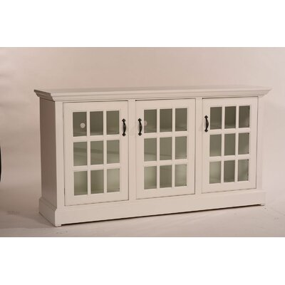 Dartmouth 65 TV Stand Color: Bright White