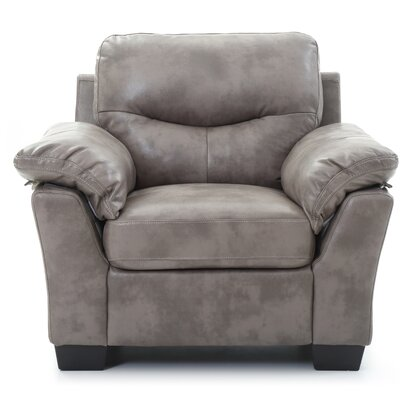Mcleansboro Club Chair Color: Gray