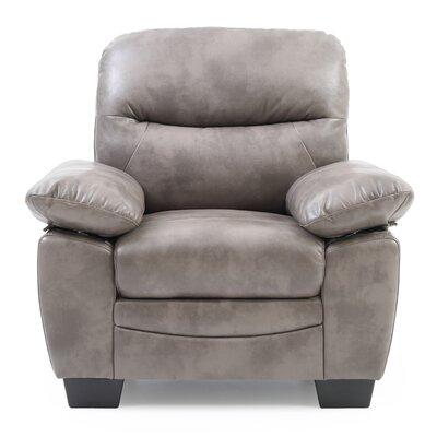 Mcnabb Armchair Upholstery: Gray