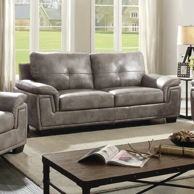 Meissner Sofa Color: Gray