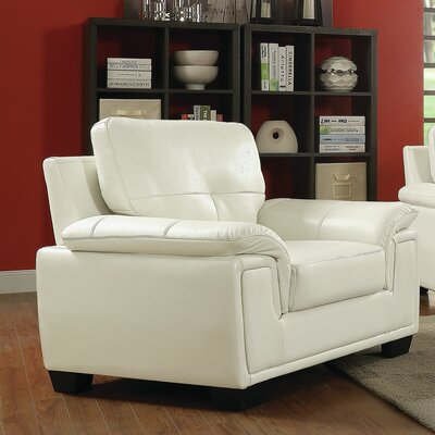 Meissner Arm Chair Color: Pearl
