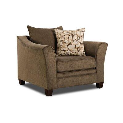 Simmons Upholstery Bensenville Armchair
