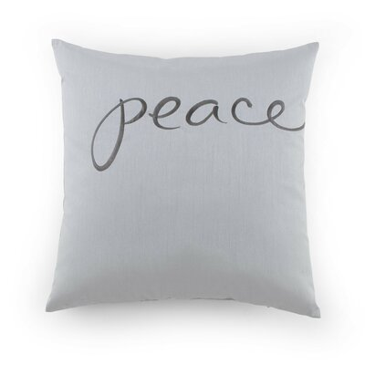 Boonville Peace Throw Pillow