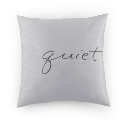 Boonville Quiet Throw Pillow