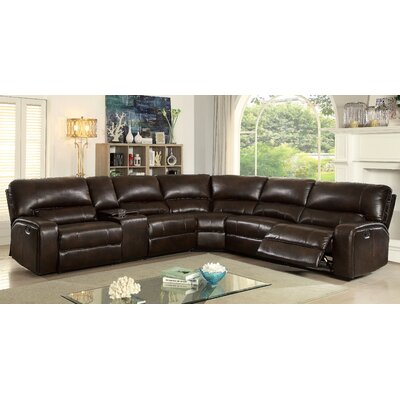 Mendenhall Reclining Sectional