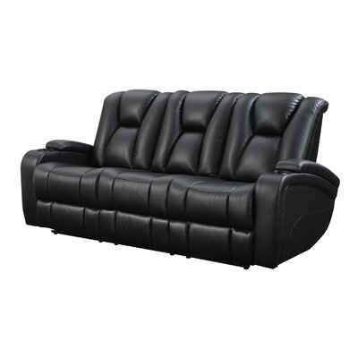 Red Barrel Studio RDBL1777 Bissette Reclining Sofa