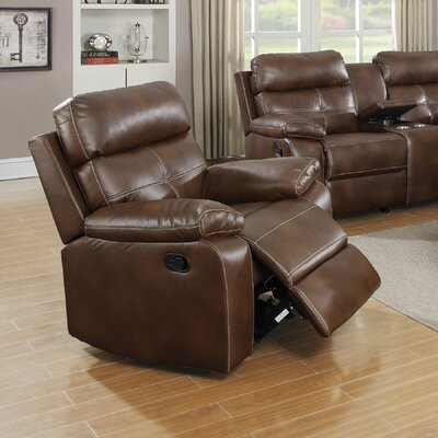 Bismarck Manual Glider Recliner