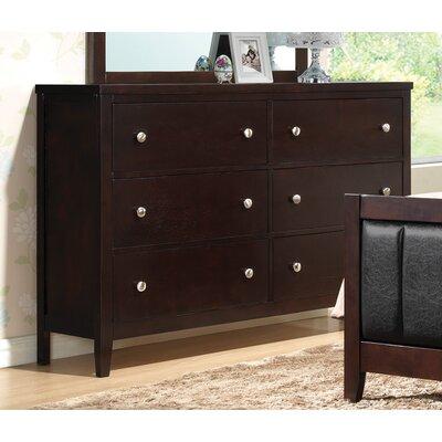 Boden 6 Drawer Dresser