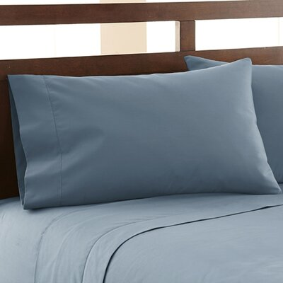 Biggsville 1200 Thread Count Cotton Sheet Set Size: Queen, Color: Slate