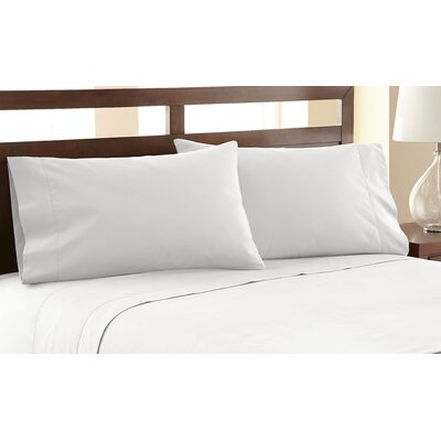 Biggsville 1200 Thread Count Cotton Sheet Set Size: Queen, Color: Silver Sage