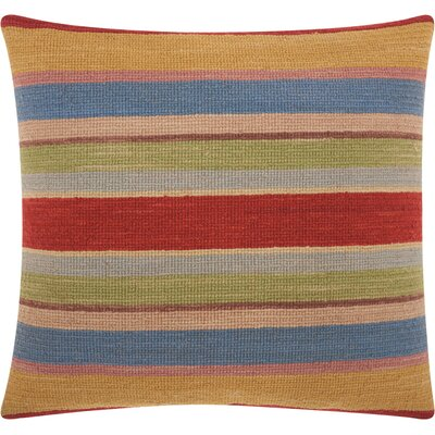 Belvidere Wool Throw Pillow