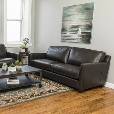Fifth Street Leather Loveseat
