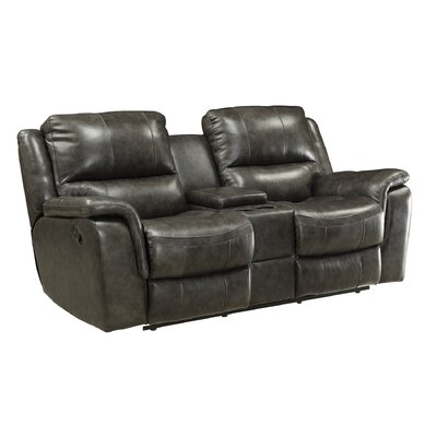 Hughes Motion Reclining Loveseat