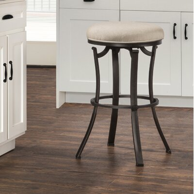 Hopeworth 30 Swivel Indoor/Outdoor Patio Bar Stool