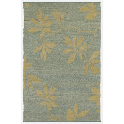 Erby Pesto Area Rug Rug Size: Rectangle 5 x 79