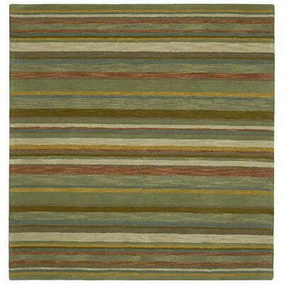 Bayer Twilight Natural Area Rug Rug Size: Square 59