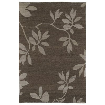 Erby Mocha Area Rug Rug Size: Rectangle 8 x 10