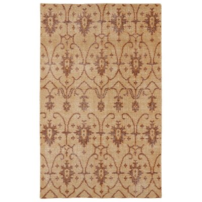 Gallego Paprika Rug Rug Size: Rectangle 4 x 6
