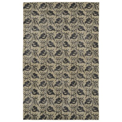 Gallego Gold Area Rug Rug Size: Rectangle 56 x 86