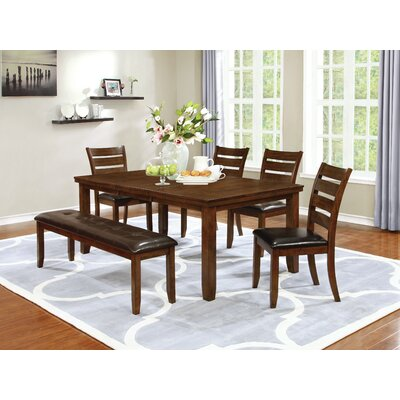 Great Northern 6 Piece Dining Set