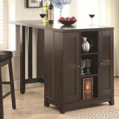 Hudepohl Bar Cabinet