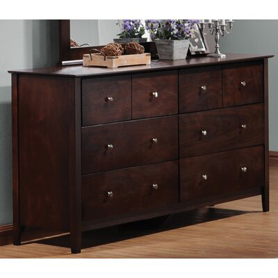 Southwood 6 Drawer Dresser