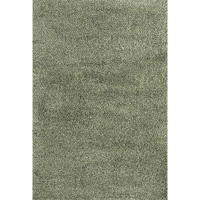 Mazon Tweed Blue/Ivory Area Rug Rug Size: 53 x 79