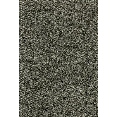 Mazon Tweed Black/Ivory Area Rug Rug Size: 67 x 96