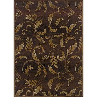Sabanc Brown/Beige Area Rug Rug Size: Rectangle 53 x 76