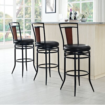 Belle Haven 44.25 Haven Swivel Bar Stool