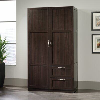 Houston Armoire Finish: Cinnamon Cherry