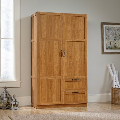 Houston Armoire Finish: Highland Oak