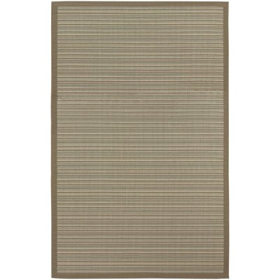 Sansom Tan Indoor/Outdoor Area Rug Rug Size: Runner 23 x 119