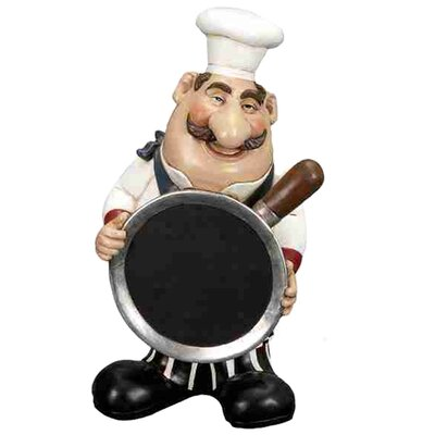 Chef Resin Figurine RDBL2211 34912905