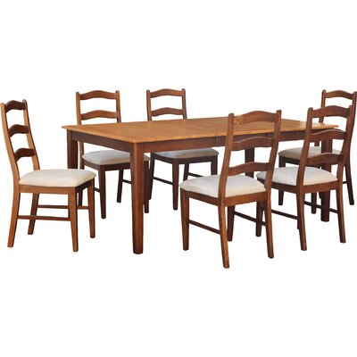 Lindstrom 7 Piece Dining Set