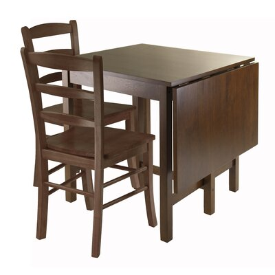 Torrance 3 Piece Drop Leaf Dining Set