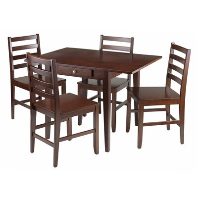 Coleshill 5 Piece Drop Leaf Dining Set